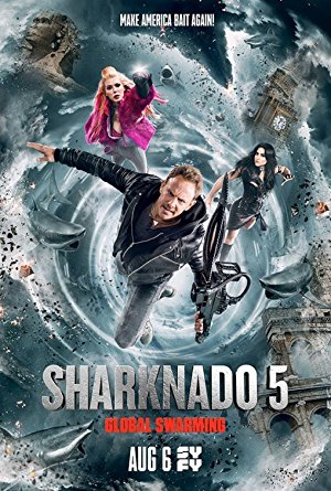 Sharknado 5: Global Swarming – Magnetlank