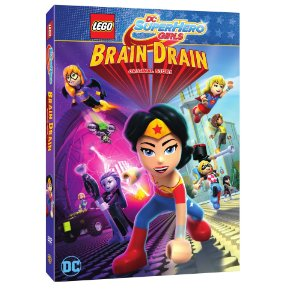Lego DC Super Hero Girls: Brain Drain – Magnetlank