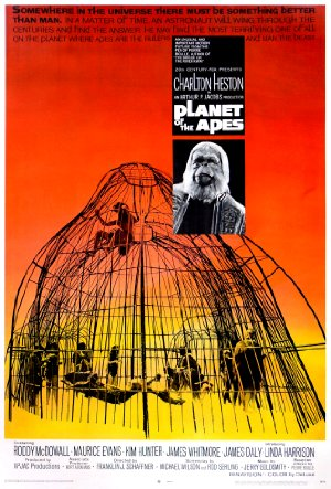 Planet of the Apes – Magnetlank
