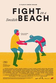 Fight on a Swedish Beach!!