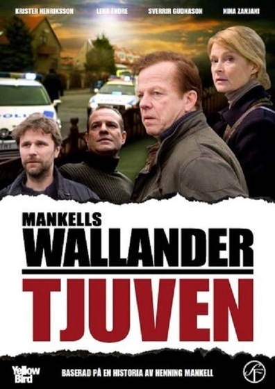 Wallander 17: Tjuven