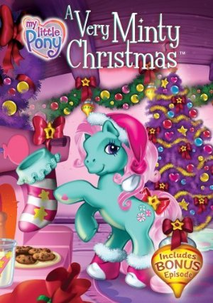 My Little Pony: God jul med Minty